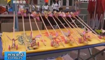 峄城:四月初十古会热闹非凡