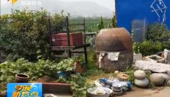 峄城:农民小伙收藏老物件留存民俗记忆