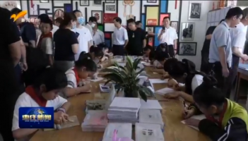 滕州界河镇中心小学:非遗文化进校园